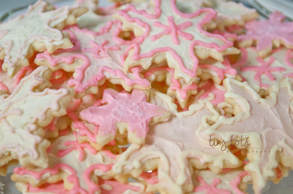 Winter Onederland dessert ideas