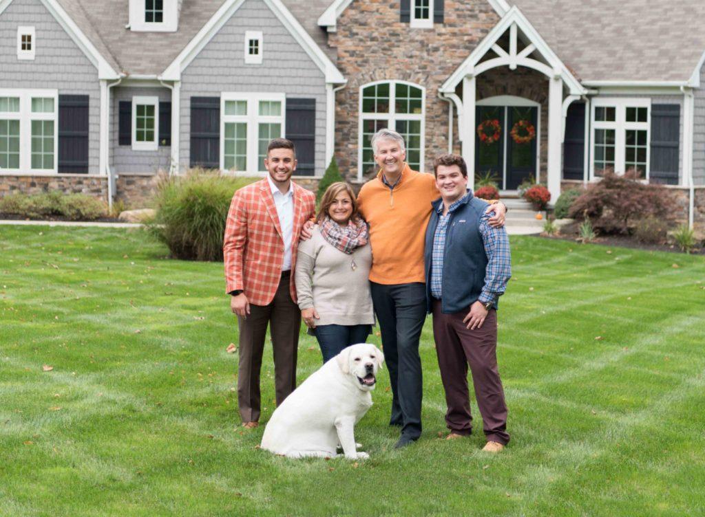 Hudson Family Photographer