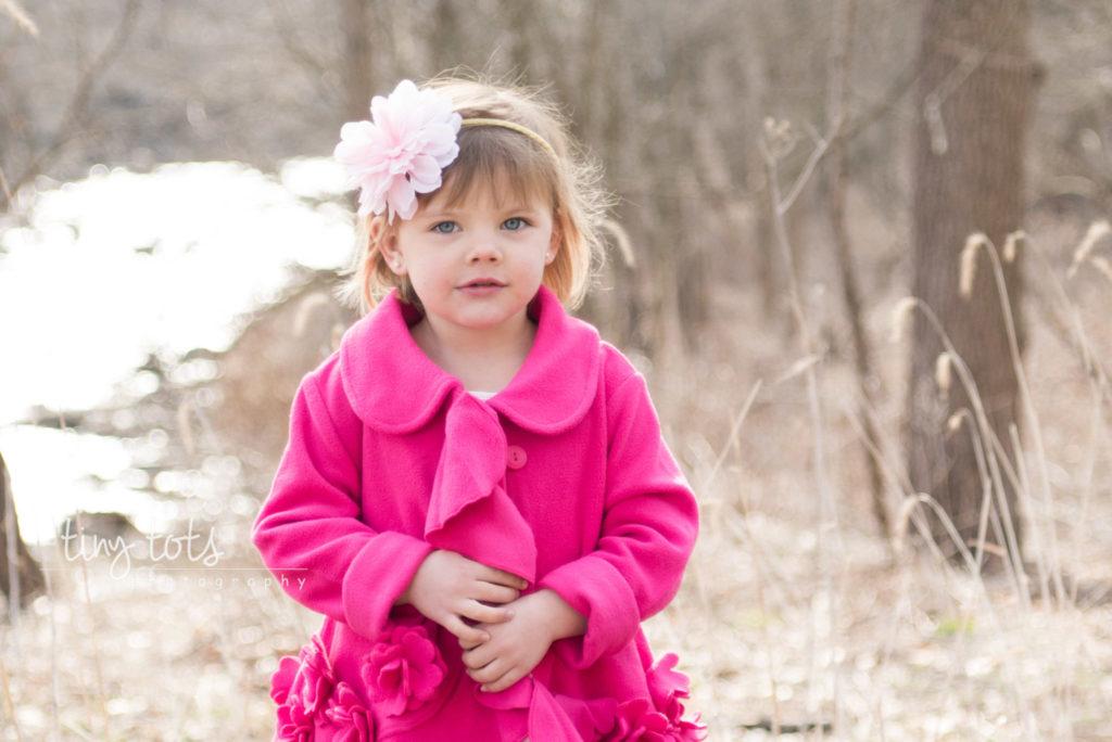 Child photographer in Hudson Ohio