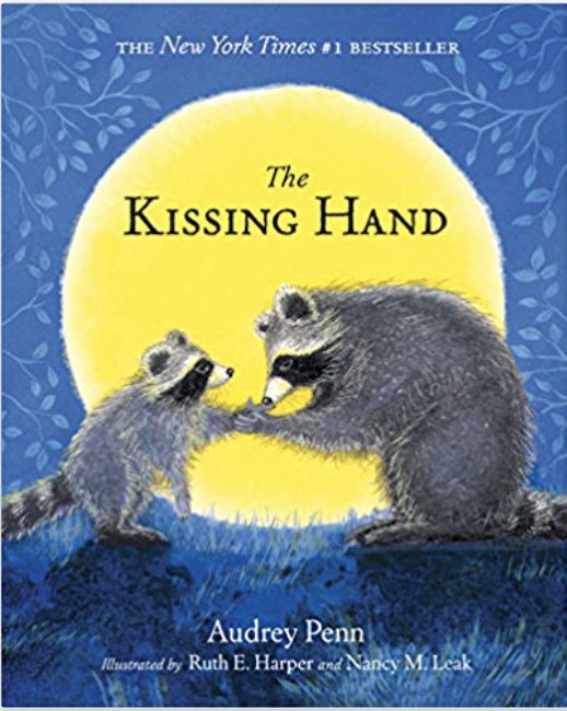 The Kissing Hand is a perfect back to school book