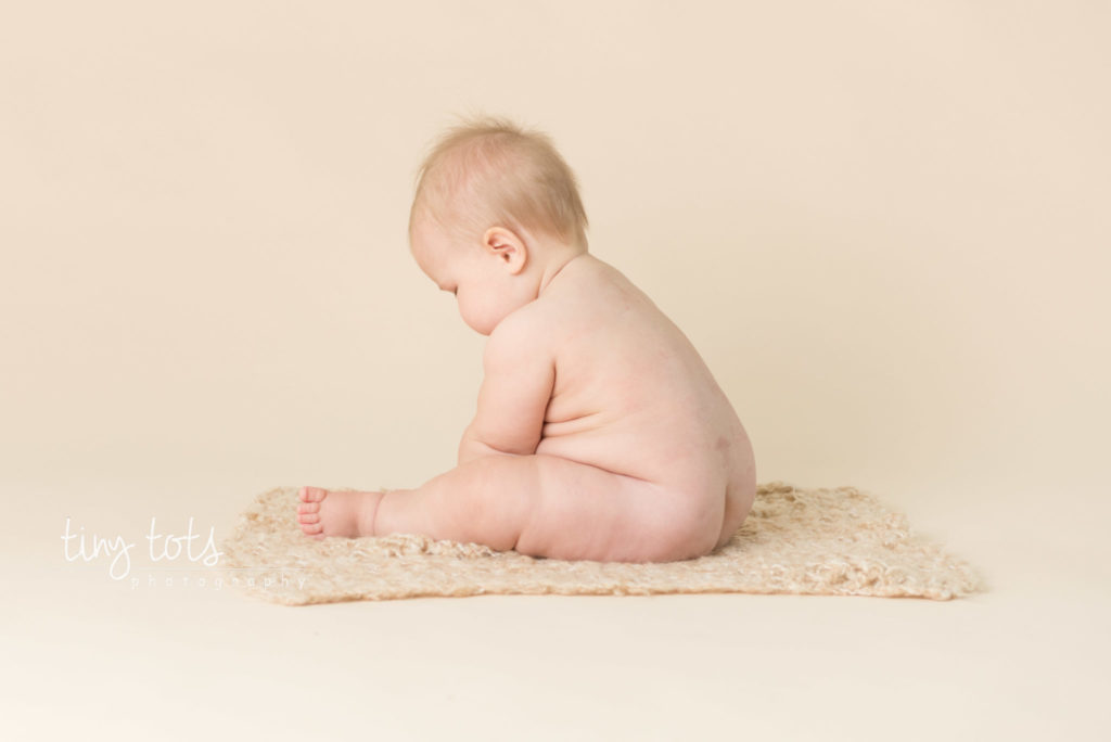 6 month baby portraits