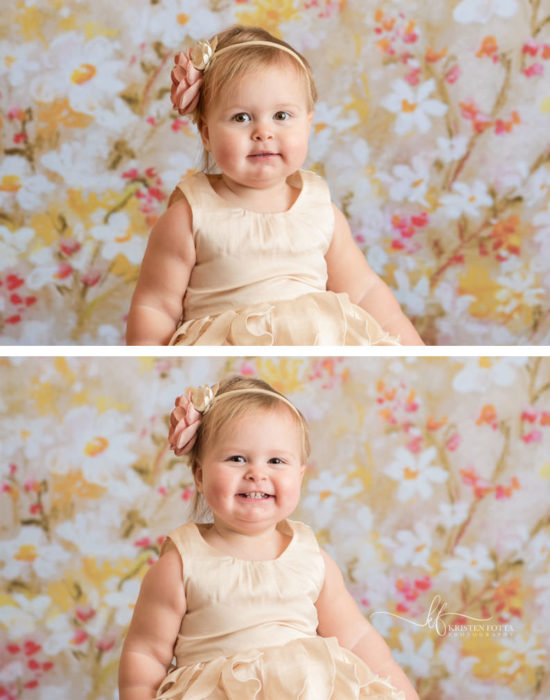 Getting Kids to Smile Naturally for Pictures