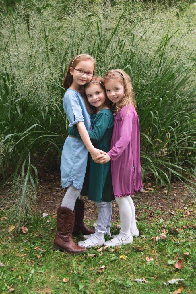 Jewel Toned Family Photos