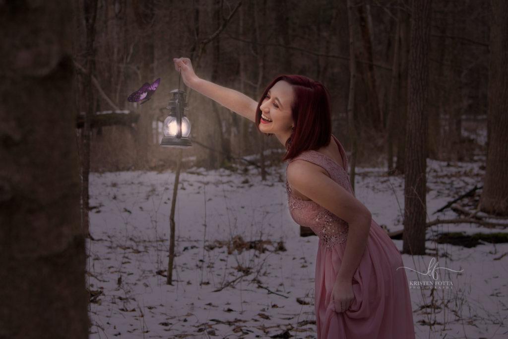 Fairytale Senior Pictures